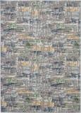 Nourison Urban Chic Urc01 Grey - Multicolor Area Rug