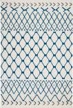 Nourison Kamala Ds500 White Blue Area Rug