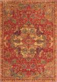 Nourison Vintage Tradition Vgt01 Red Area Rug