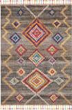 Nourison Moroccan Casbah Mcb05 Grey Area Rug