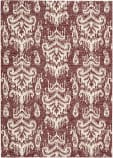Barclay Butera Kaleidoscope Kal06 Crimson Area Rug