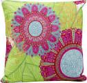 Nourison Pillows Outdoor L1027 White