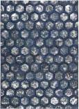 Michael Amini Ma01 City Chic Ma100 Cobalt Area Rug