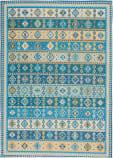 Nourison Madera Mad08 Light Blue Area Rug