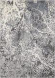 Nourison Maxell Mae11 Grey Area Rug
