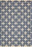 Barclay Butera Maze Maz01 Indigo Area Rug