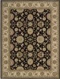 Nourison Persian Crown Pc002 Black Area Rug
