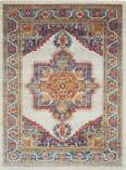 Nourison Persian Vintage Prv01 Ivory - Multi Area Rug