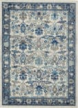 Nourison Persian Vintage Prv05 Ivory - Grey Area Rug