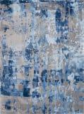 Nourison Prismatic Prs10 Blue - Grey Area Rug