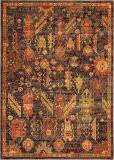 Nourison Vintage Tradition Vgt04 Denim Area Rug