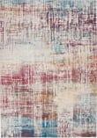 Nourison Radiant Rad07 Grey - Multicolor Area Rug