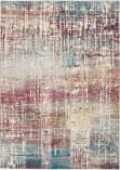 Nourison Radiant Rad07 Ivory - Multicolor Area Rug