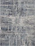 Nourison Urban Decor Urd01 Slate - Ivory Area Rug