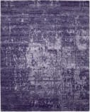 Nourison Silk Shadows Sha10 Amethyst Area Rug