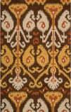 Nourison Siam SIA-02 Chocolate Area Rug