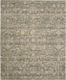 Nourison Silk Elements Ske22 Taupe Area Rug