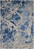 Nourison Somerset St745 Blue Area Rug