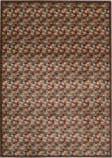 Nourison Somerset ST-84 Multi Color Area Rug