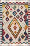 Nourison Moroccan Casbah Mcb02 Ivory - Multicolor Area Rug