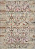 Nourison Vintage Kashan Vka02 Ivory Area Rug