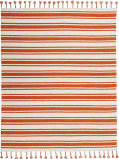 Nourison Solano Sln01 Ivory - Orange Area Rug
