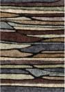 Orian Shag-Ri-La Plateau Rainbow Area Rug