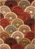 Orian Wild Weave Parker Multi Area Rug