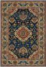 Oriental Weavers Ankara 1803b Blue - Red Area Rug