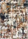 Oriental Weavers Bowen 4928x Grey - Gold Area Rug