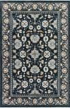 Oriental Weavers Bowen 534L2 Navy - Gold Area Rug