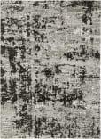 Oriental Weavers Caravan 4153Q Grey - Black Area Rug