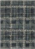 Oriental Weavers Carson 0746J Blue - Ivory Area Rug