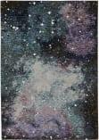 Oriental Weavers Evolution 0958A Midnight - Purple Area Rug