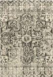 Oriental Weavers Florence 4333W Charcoal - Ivory Area Rug