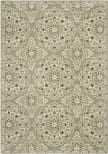 Oriental Weavers Florence 4334E Green - Ivory Area Rug
