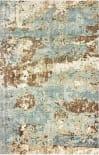Oriental Weavers Formations 70001 Blue - Brown Area Rug