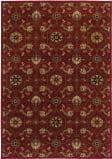 Oriental Weavers Hudson 3299A Russet Brown Area Rug