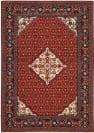 Oriental Weavers Lilihan 001C6 Red - Blue Area Rug