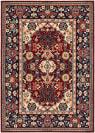 Oriental Weavers Lilihan 2062R Red - Blue Area Rug
