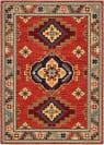 Oriental Weavers Lilihan 5504P Red - Multi Area Rug