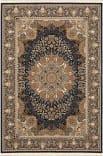 Oriental Weavers Masterpiece 1802B Navy - Multi Area Rug