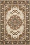 Oriental Weavers Masterpiece 1802W Ivory - Multi Area Rug