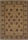 Oriental Weavers Tybee 733I6 Beige Area Rug