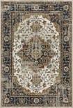 Oriental Weavers Venice 054X8 Beige - Blue Area Rug