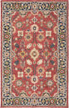 Oriental Weavers Alfresco 28404 Red - Blue Area Rug