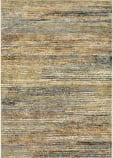 Oriental Weavers Atlas 8037j Gold - Green Area Rug