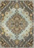 Oriental Weavers Bohemian 761d Grey - Blue Area Rug