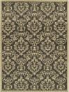 Oriental Weavers Brentwood 530k9 Charcoal/Ivory Area Rug