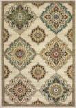 Oriental Weavers Dawson 8334a Beige - Multi Area Rug
